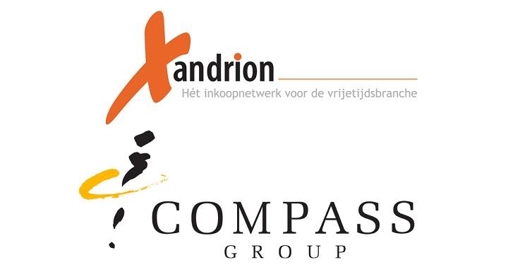 Compass Group neemt inkooporganisatie Xandrion over